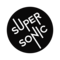 Thumb logo supersonic noir
