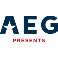 Logo AEG PRESENTS FRANCE