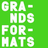 Logo Fédération Grands Formats